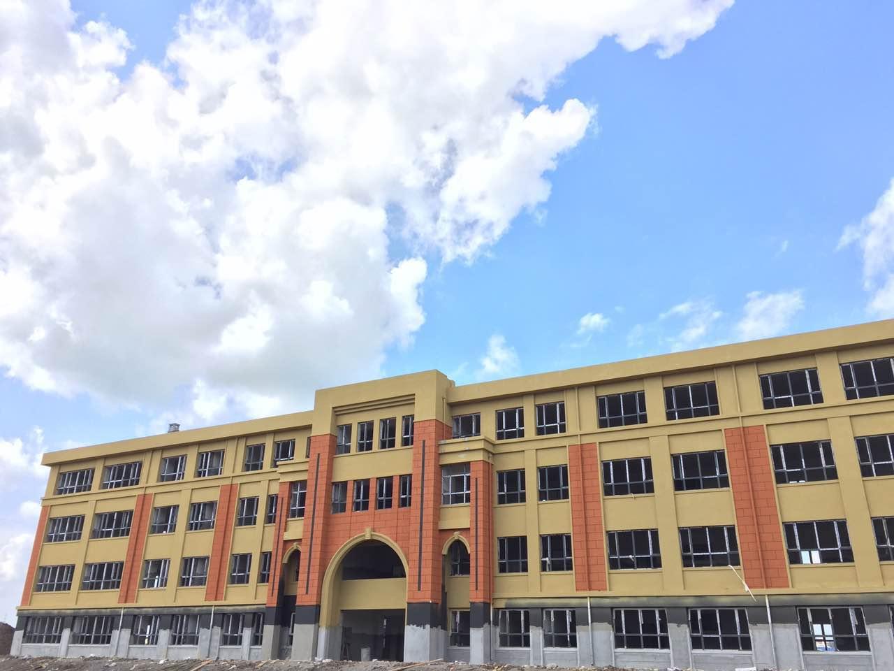 黑龙江省齐齐哈尔市克山第五中学